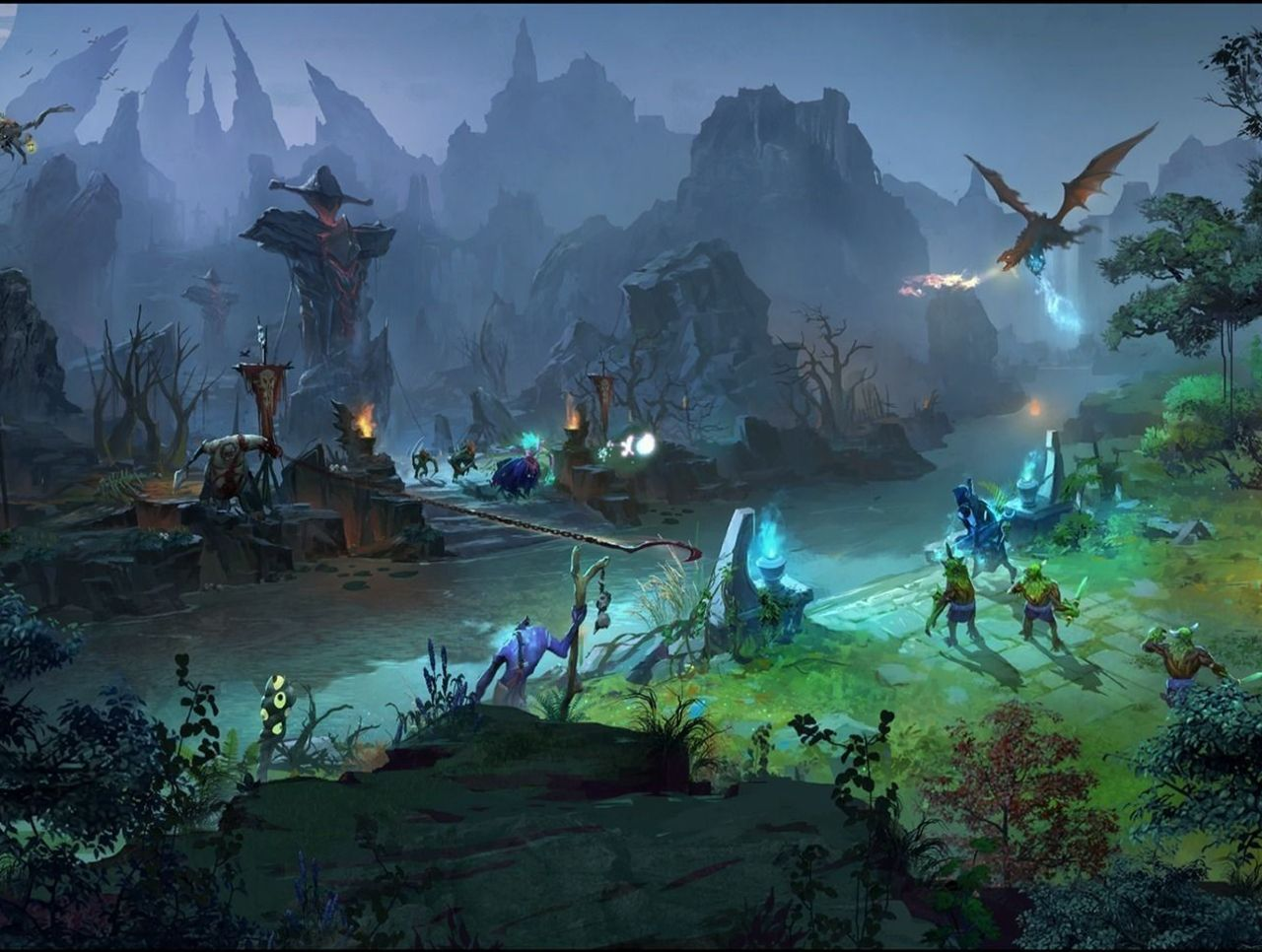 Tips and Tricks for Pubs Jungling the Dire side  theScore esports