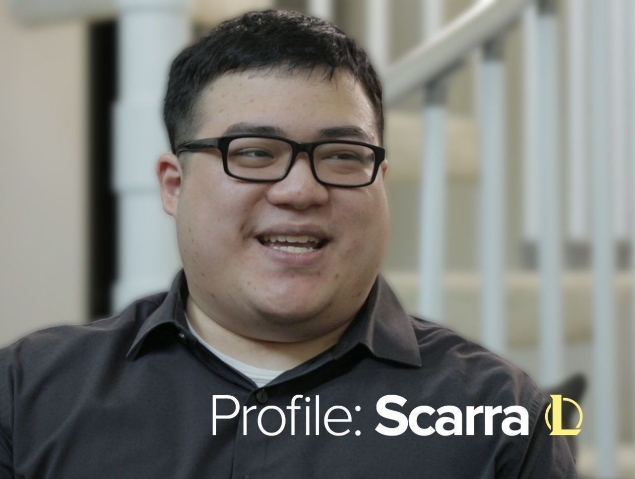 Cropped profile scarra
