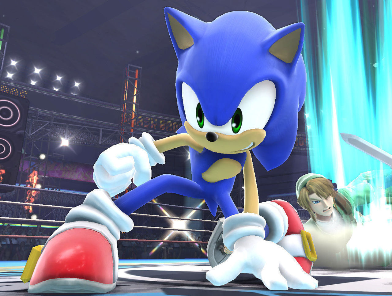 Cropped sonic
