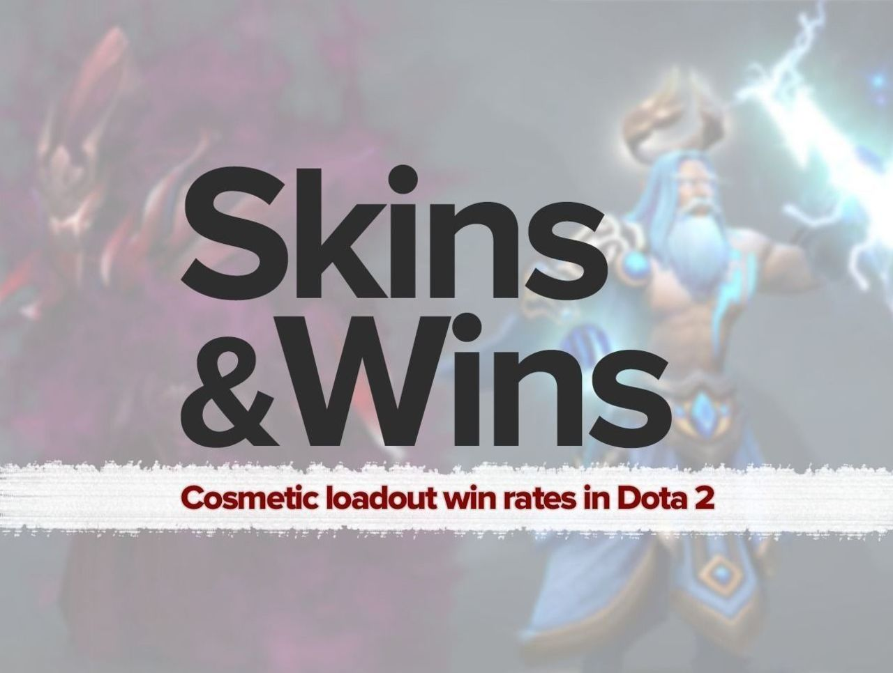 Cropped skins and wins