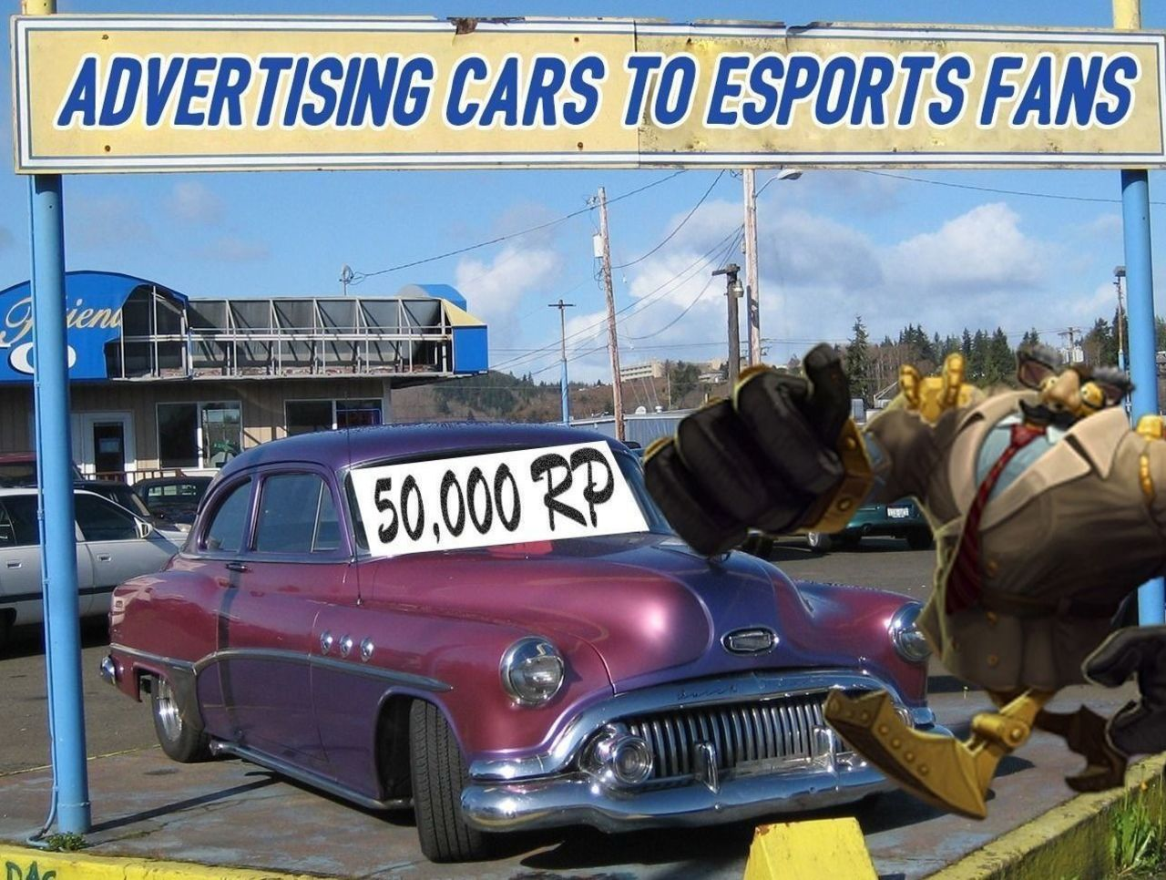 Cropped advertising cars to esports fans 1  1