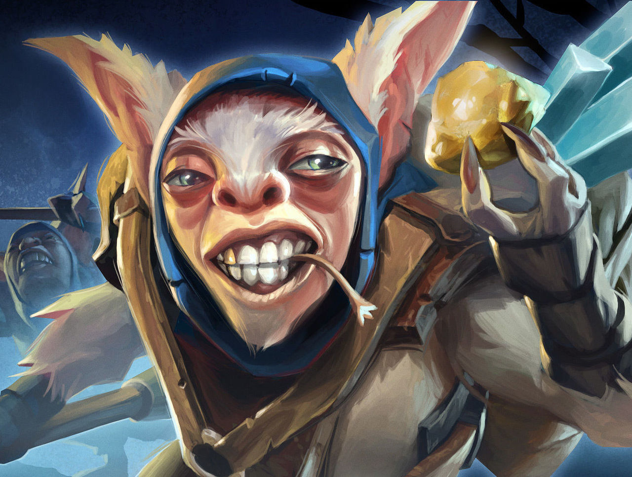 Look I Dont Want To Sound Like A Dick Here But Meepo Didnt Win The Genetic Lottery What Im Trying To Say Is That Meepo Is Ugly