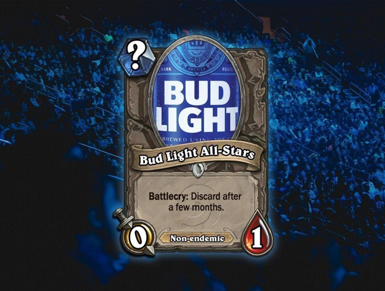 Esports meets mainstream: Looking back on Bud Light's failed
