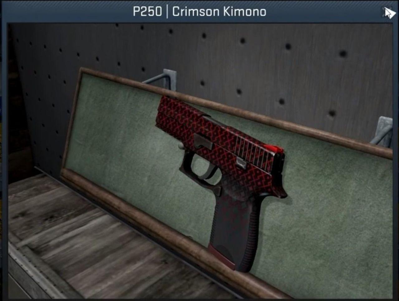 CS:GO Skin MarketWatch: Rare gun patterns and k0nfig's skin