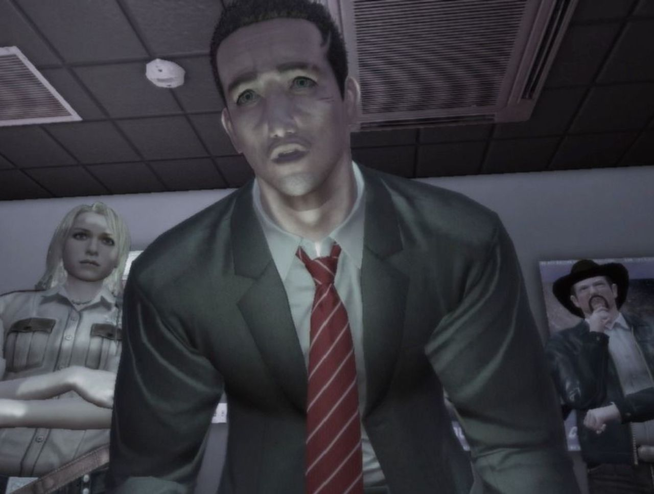 Cropped deadly premonition