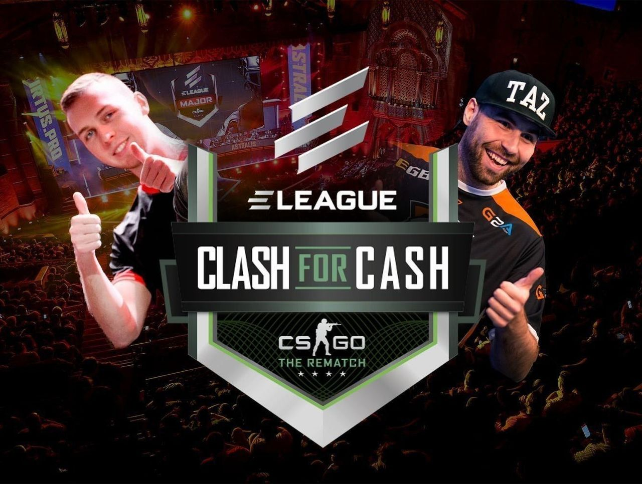 Cropped clash for cash header