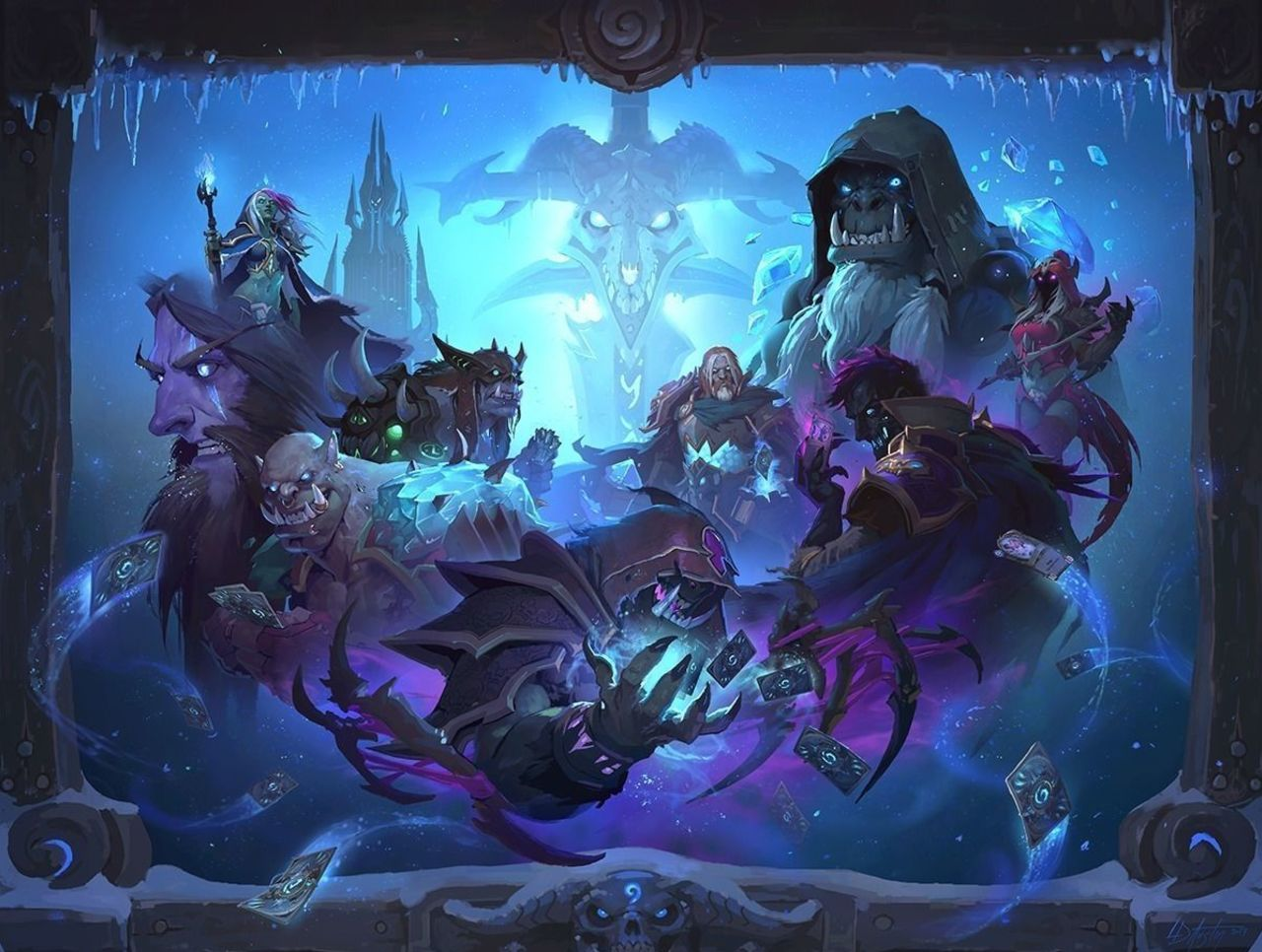 Cropped knights of the frozen throne key art final