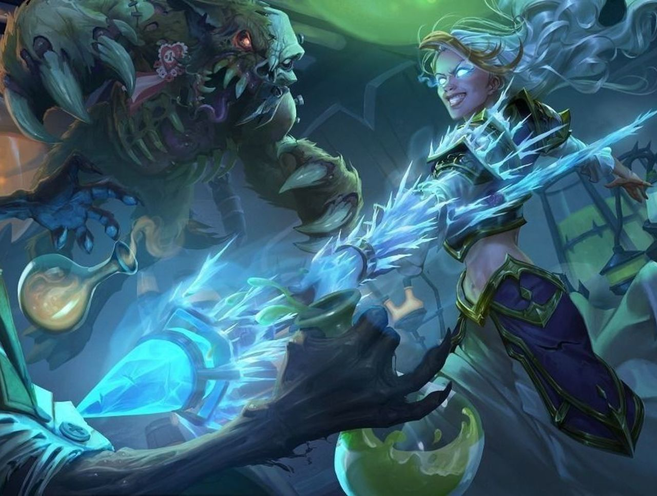 Cropped knights of the frozen throne opening cinematic artwork 3