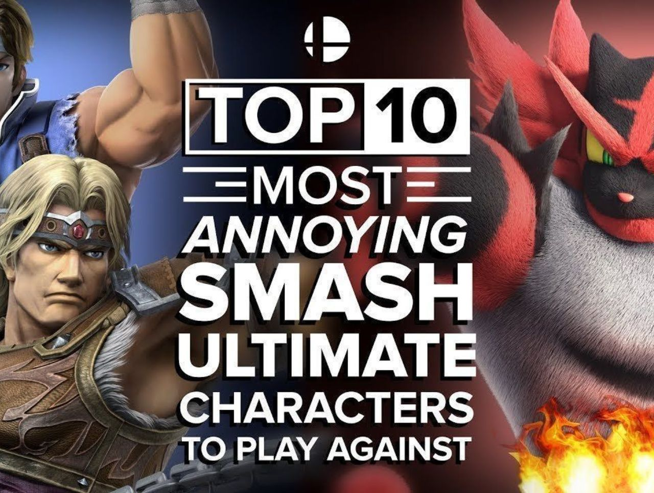 The Top 10 Most Annoying Smash Ultimate Characters to Play Against